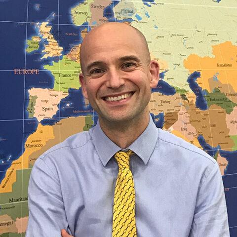 CEO Andrew New