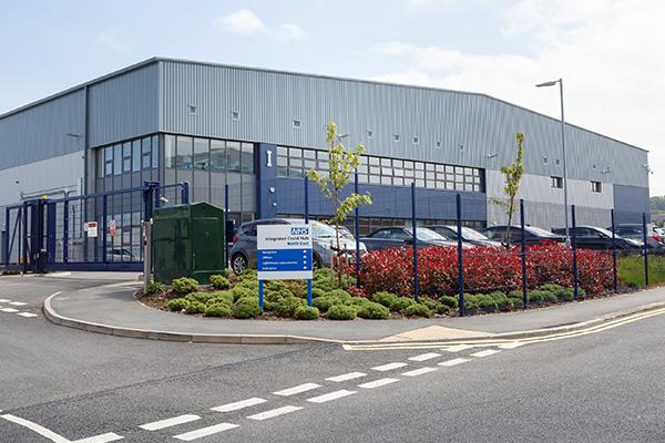Newcastle COVID-19 Testing Site