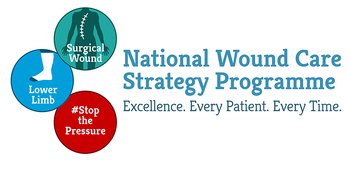National Wound Care Strategy Programme Logo